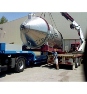 Stainless steel tanks special transports