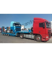 Heavy vehicles special transports